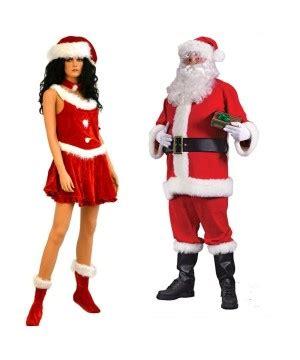 Kostum Santa Santa Costume 1 Set santa suit costume and santa secret costume set costumes