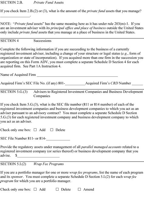 section 16 form 4 federal register form adv and investment advisers act rules