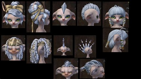 guild wars 2 hairstyles guild wars 2 new hairstyles fade haircut