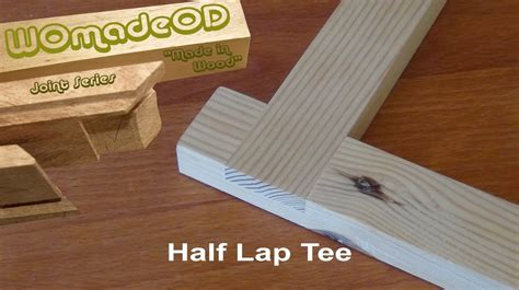 lap tee joint youtube