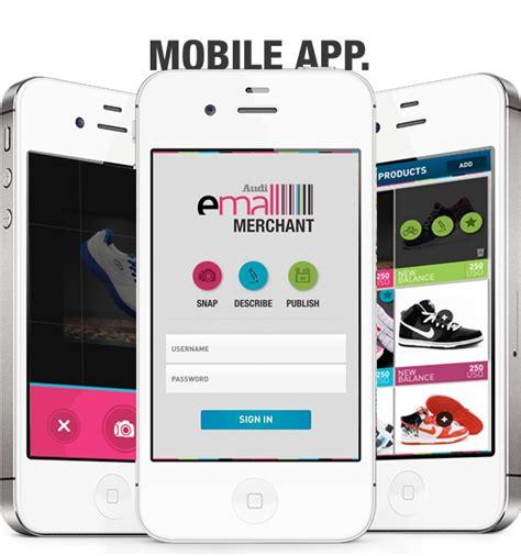 audi bank login bank audi mobile application on behance