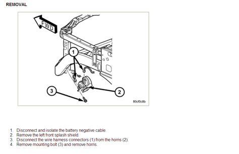2005 mazda 3 horn location wiring automotive wiring diagram