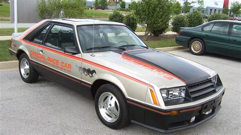 1979 ford mustang pace car 1979 ford mustang pace car t115 st charles 2009