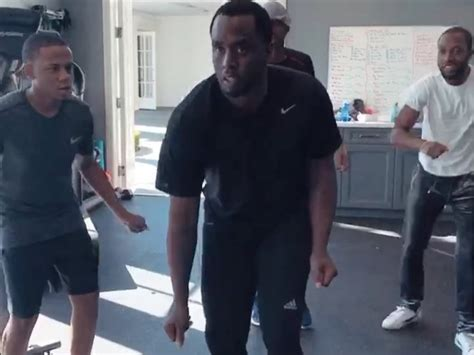 Diddy Getting Dances diddy to g dep s quot let s get it quot will your