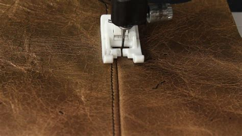 how to sew leather upholstery working with leather and vinyl