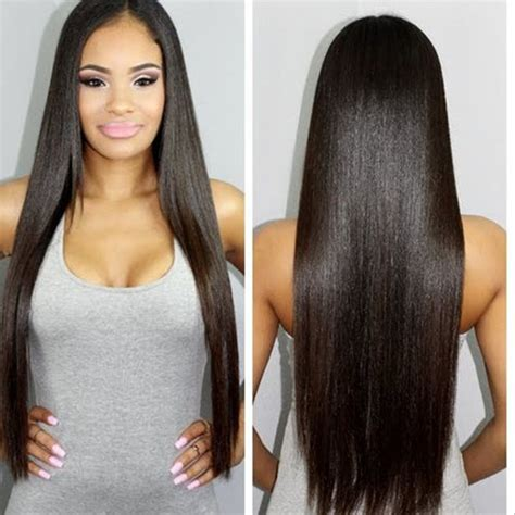 the best weave hair to buy for sew in mushroom hairstyle popular sew in weave straight buy cheap sew in weave