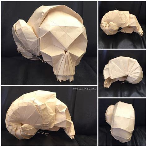 Skull Origami - 30 frighteningly fantastic origami models