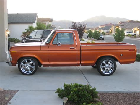 1976 Ford F100 by 1976 Ford F100 Information And Photos Momentcar