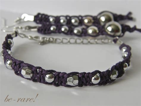 Macrame Knots Bracelet - want to make bracelets using string 25 ideas here