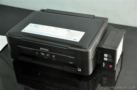 Printer Epson L350 Epson L350 All In One Ink Tank System Printer Review Tech Philippines Tech News