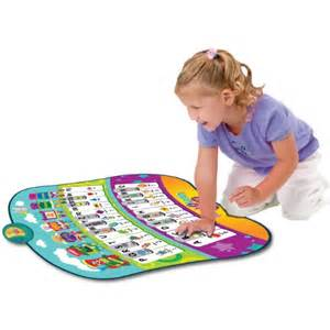 learn and play playmat abc piano mat