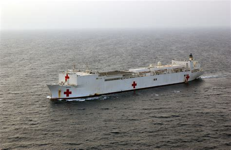 usns comfort deployment hospital ship clipart clipground