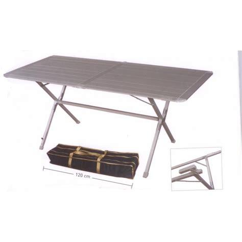 tavolo alluminio pieghevole tavolo pieghevole da ceggio in alluminio beaver brand