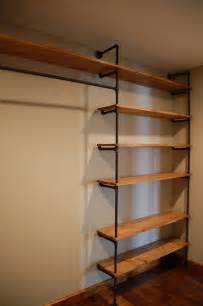 Closet Shelves Wood by Diy Closet Shelves Wood Woodworking Projects Plans