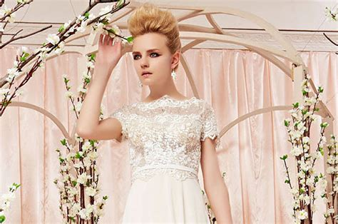Pretty Wedding Dresses With Sleeves 33 impossibly pretty wedding dresses with sleeves
