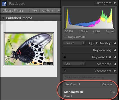 membuat watermark di lightroom mempublikasikan foto ke media sosial dengan 1 klik mahir