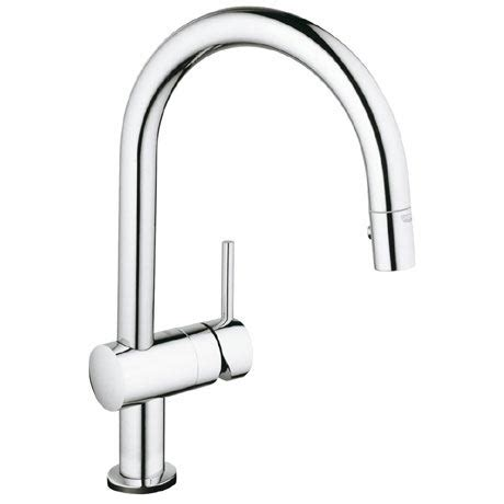 Grohe Kitchen Sink Grohe Minta Touch Electronic Kitchen Sink Mixer Plumbing