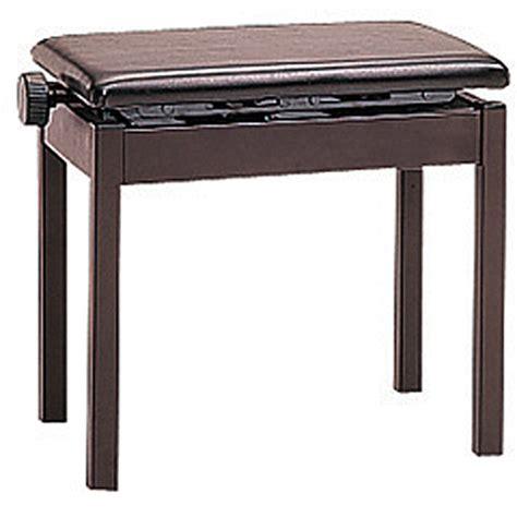 roland piano bench roland bnc 05 piano bench mahogany finish bnc 05 b h photo