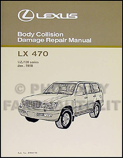 how to download repair manuals 2000 lexus lx spare parts catalogs 2004 lexus lx 470 navigation system owners manual original