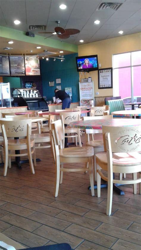 tropical smoothie cafe restaurant   charleston