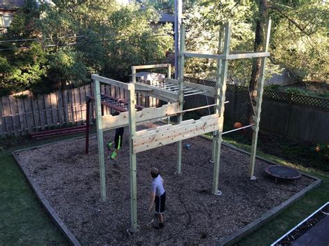 american ninja warrior backyard 25 best ideas about backyard obstacle course on pinterest