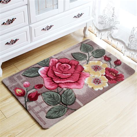 Microfiber Living Room Rugs Fashion Non Slip Mat Microfiber Bath Mat Rugs For Living