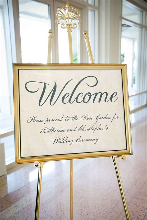 Wedding Welcome Sign by Welcome Greeting Sign Yellow Ivory And Grey