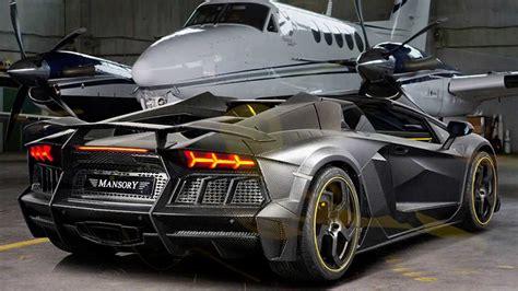 Lamborghini Aventador Lp1250 4 Mansory Carbonado топ 10 самых мощных машин в мире