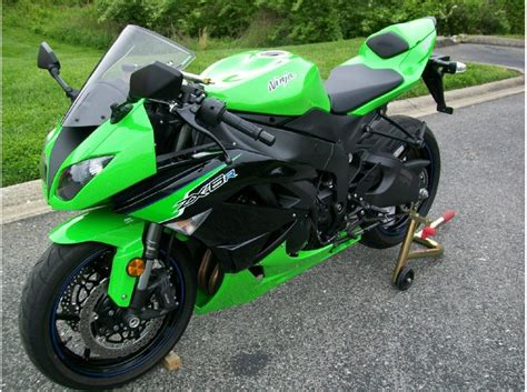 Kawasaki Knoxville by Kawasaki Zx 6r Motorcycles For Sale In Knoxville
