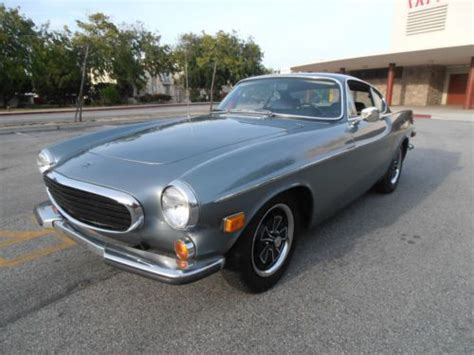 westside volvo culver city sell used 1971 volvo 1800e 1 owner california car only