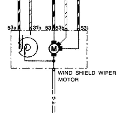 wiring wiper motor from scratch help rennlist