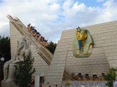 Theme Park Zaragoza | parque de atracciones de zaragoza ramses