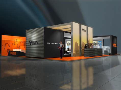 booth design modern stands by jody parra at coroflot com