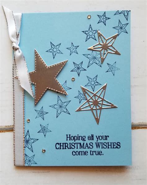 stars  occasion card ideas stampingjillcom