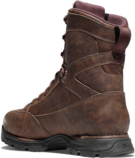 danner pronghorn 8 quot brown all leather boots