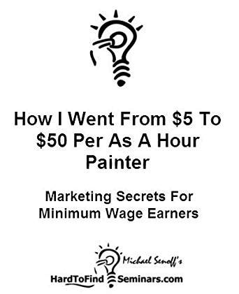 spray painter minimum wage how i went from 5 to 50 per hour as a house painter