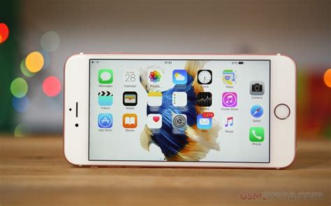 apple iphone 6s plus review software overview