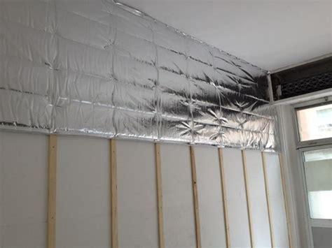 cappotto interno materiali isolamento termoriflettente materiali da isolamento