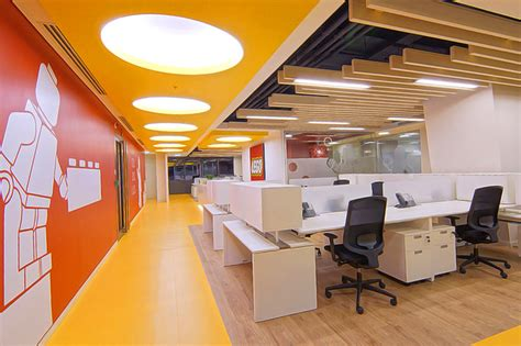 Lego Office by The Colorfully Playful Offices Of Lego Turkey