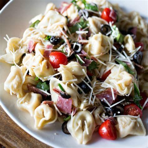 tortellini pasta salad tortellini pasta salad a night owl blog
