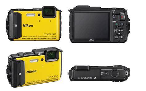 Kamera Underwater Nikon Coolpix jual kamera underwater nikon coolpix aw130 garansi resmi daldigital