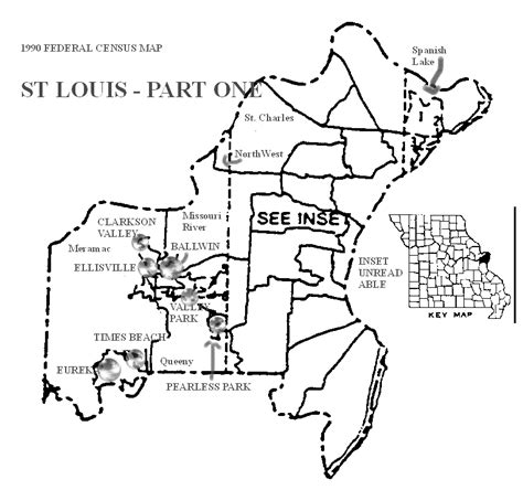 St Louis County Missouri Court Records St Louis City County Missouri Usgs Topographic Maps On Cd Vaideallire S Diary