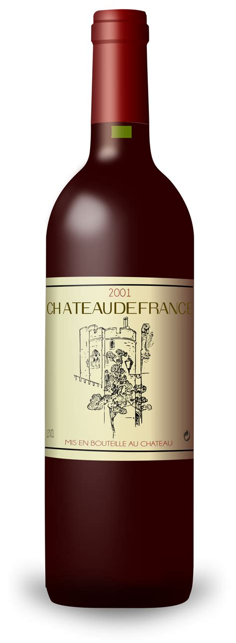wine clipart french wine bottle www pixshark com images galleries