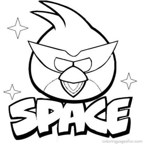 full page angry birds coloring pages angry birds space coloring pages coloring home