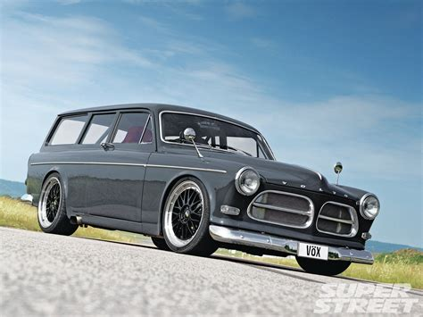 1969 volvo 122 for speed