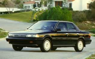 1987 Toyota Value 1987 Toyota Camry Photo 4