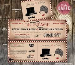vaudeville poster template 10 best wedding theme images on theme