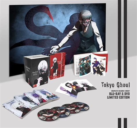 Tokyo Ghoul 05 Limited Edition tokyo ghoul s1 limited edition delayed madman entertainment