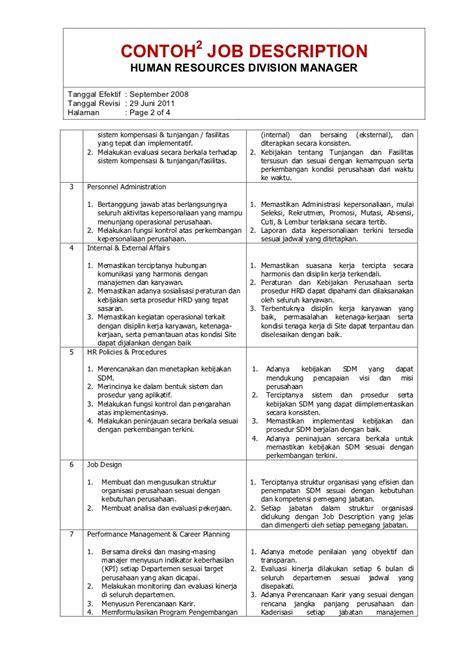 format absensi bimbel contoh template job desc dalam perusahaan