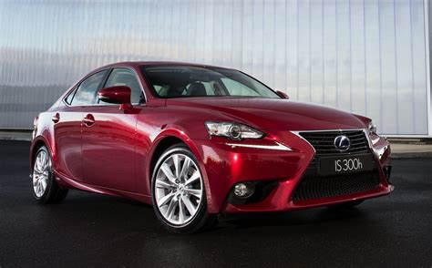 lexus is300h review caradvice